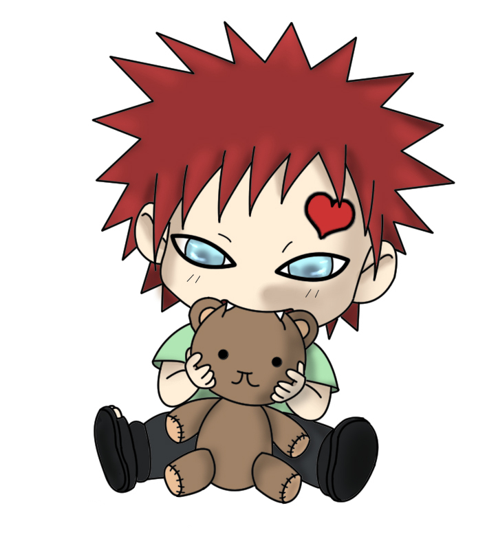 free wallpaper naruto itachi chibi and gaara chibi wallpaper 708x790