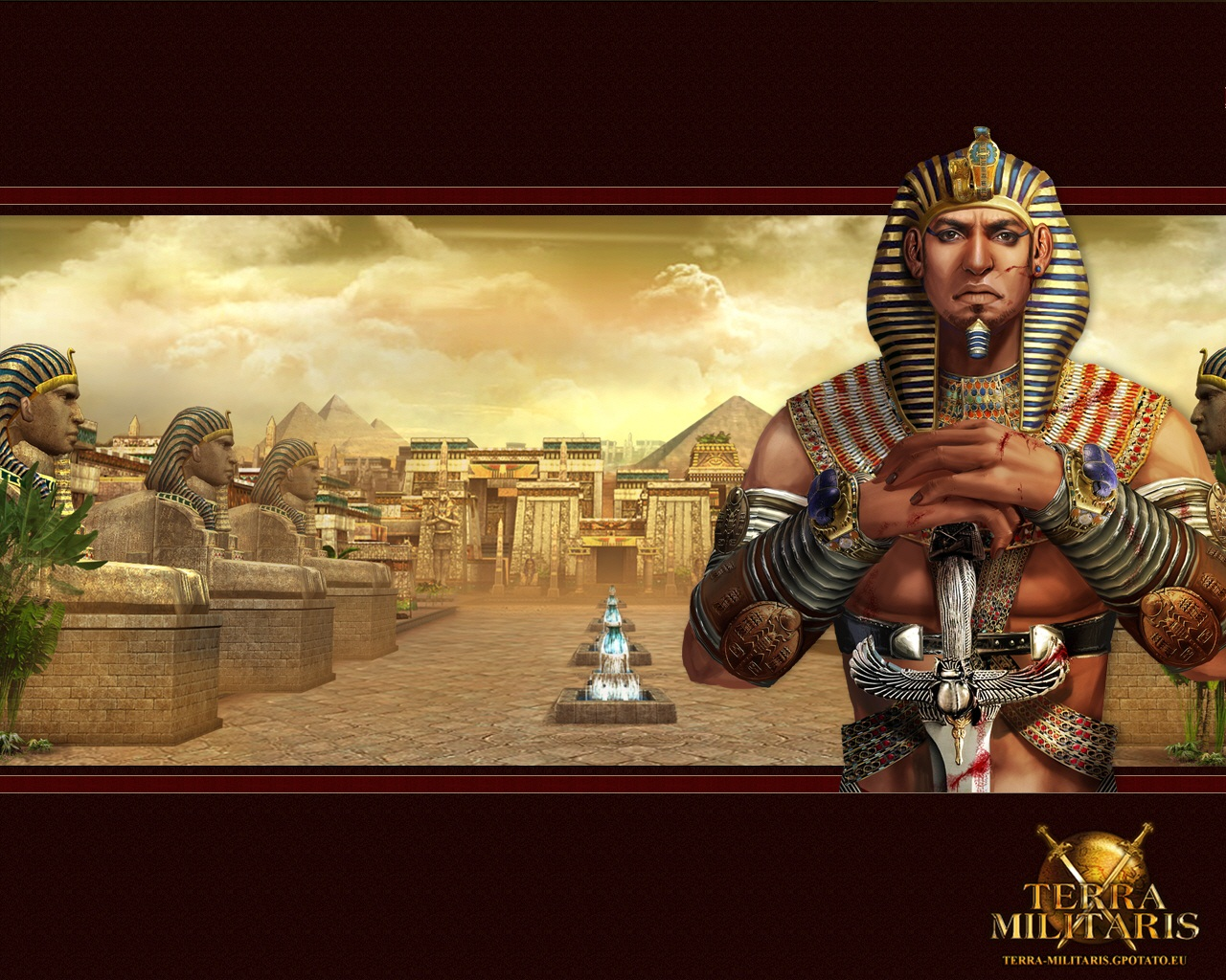 Free Download Egyptian God Wallpaper Control The Egyptian