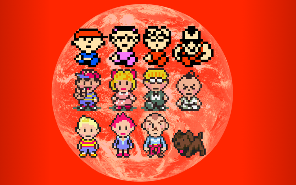 Earthbound Wallpapers 1024x640