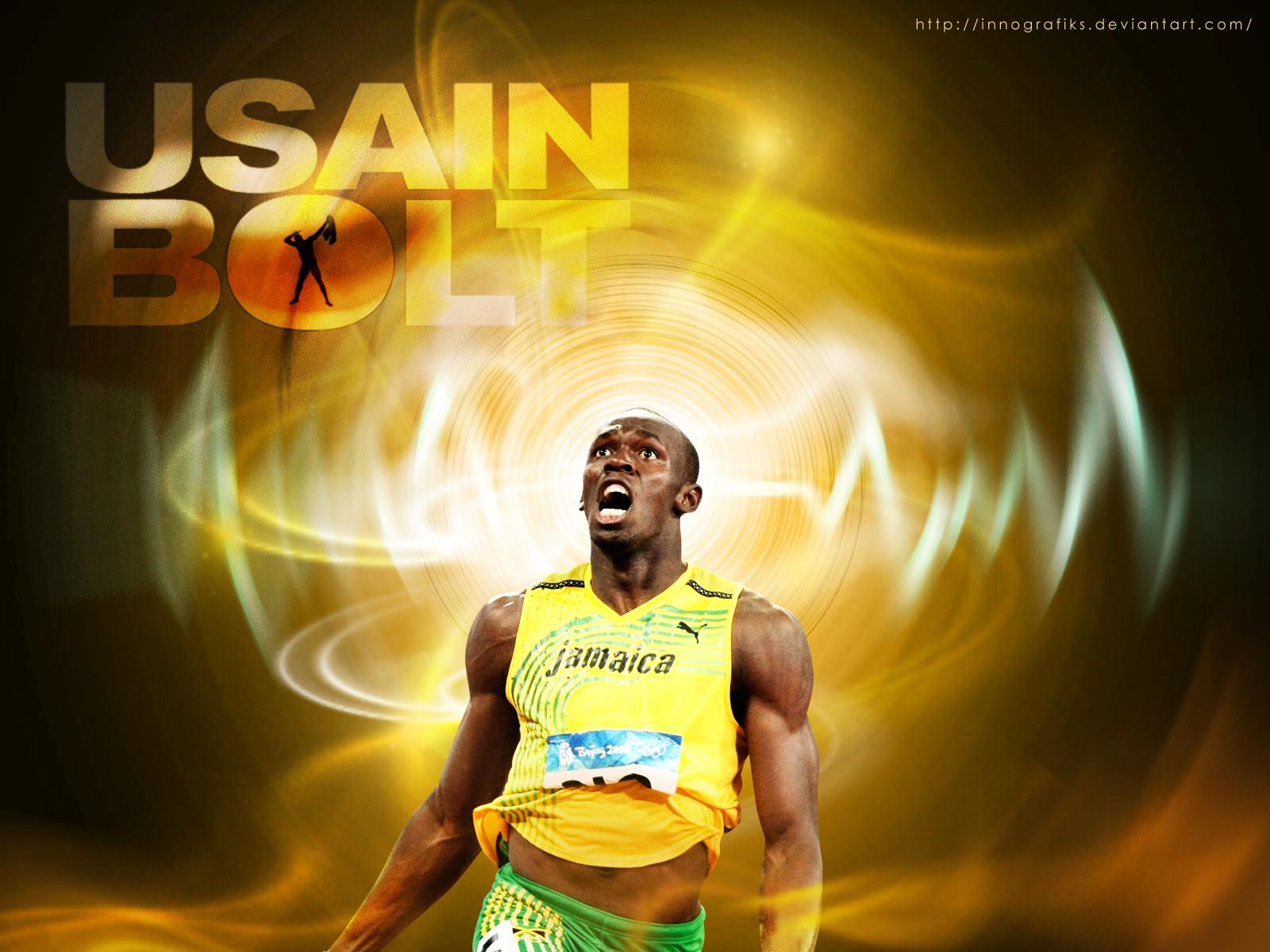 Usain Bolt Wallpapers Highlight Wallpapers 1600x1200