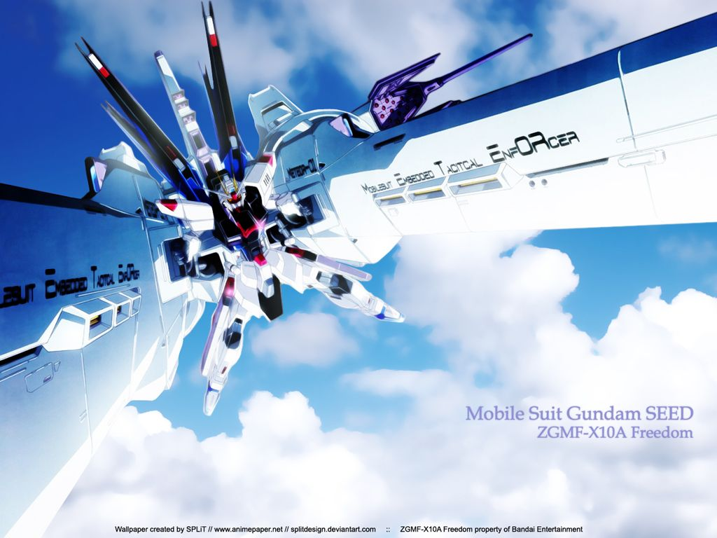 GSD   Gundam Seed Destiny Wallpaper 24471394 1024x768