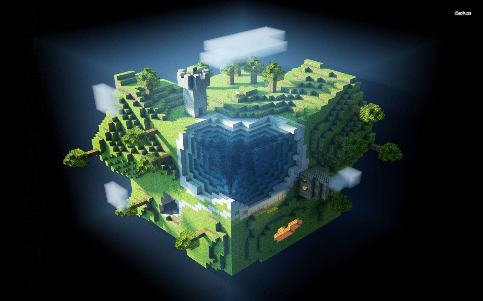 Awesome Minecraft Wallpapers 1920x1200