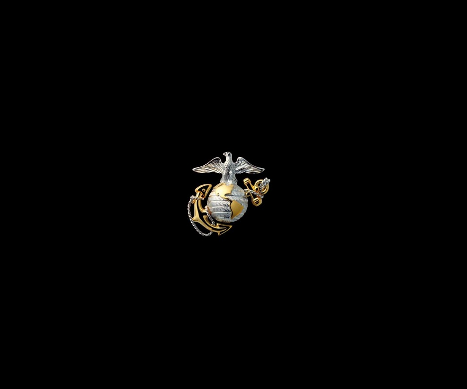 Usmc Logo Wallpaper: USMC Phone Wallpaper