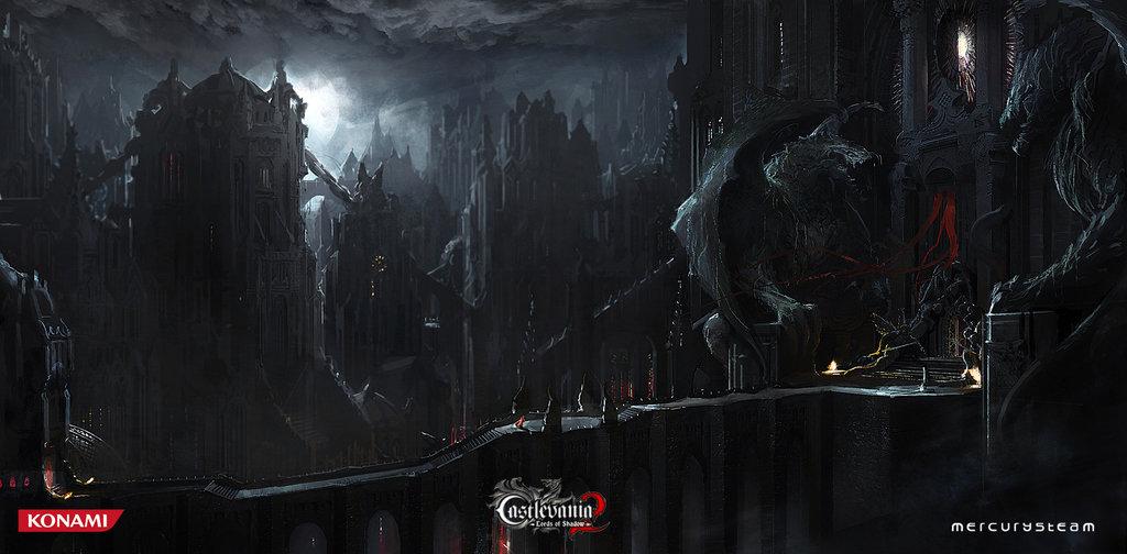 Dracula Castlevania Wallpaper Draculas castle by 1024x504