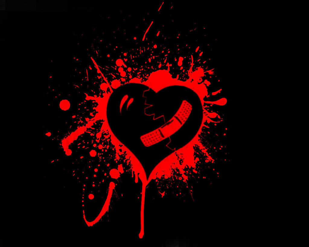 [49+] Bloody Heart Wallpaper on WallpaperSafari