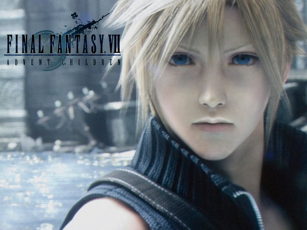 Final Fantasy VII Advent Children   Wallpaper 1024x768