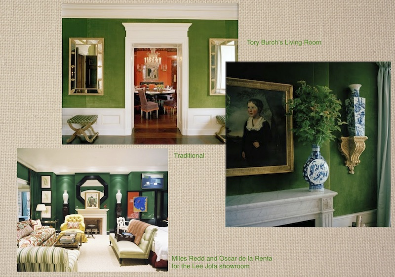of my favorite traditional green rooms include Tory Burchs New York 800x560