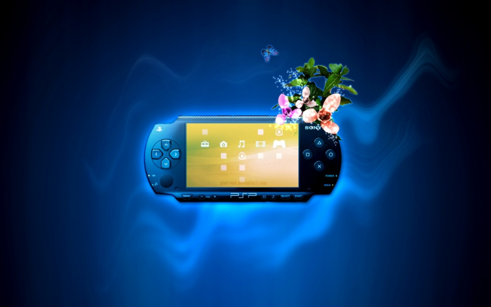 Cool PSP Wallpapers 1600x1000
