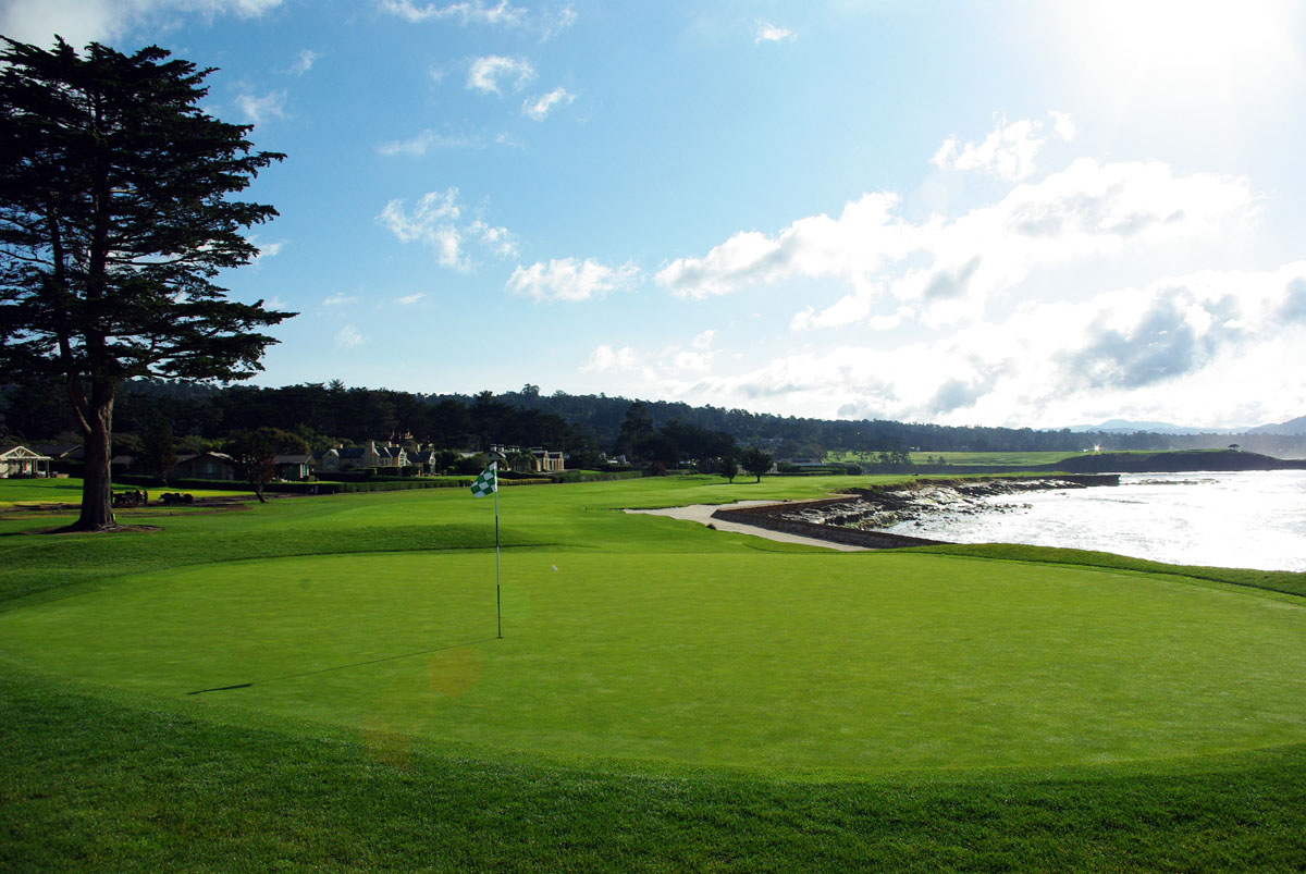 Pebble Beach Golf Course 2282 Hd Wallpapers in Sports   Imagescicom 1200x803