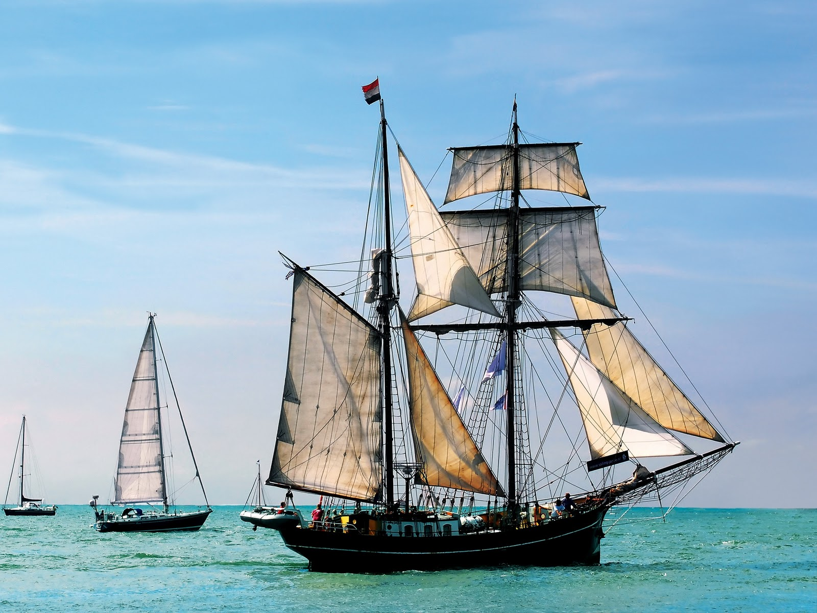 Pirate Ships Awesome HD Wallpapers Download Wallpapers in HD for 1600x1200