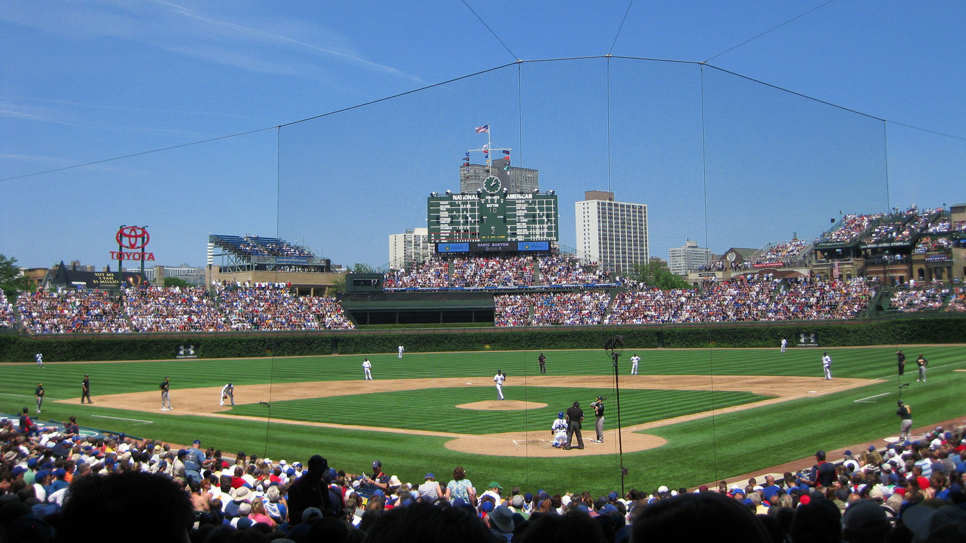 Chicago Cubs wallpapers Chicago Cubs background   Page 6 1920x1080
