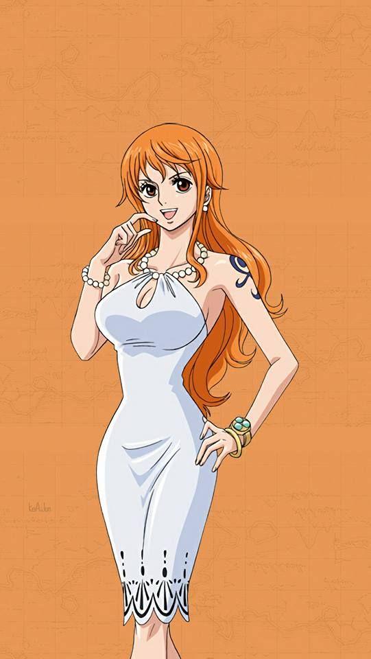 Nami Wallpaper One Piece anime 2 One piece nami One piece 541x960