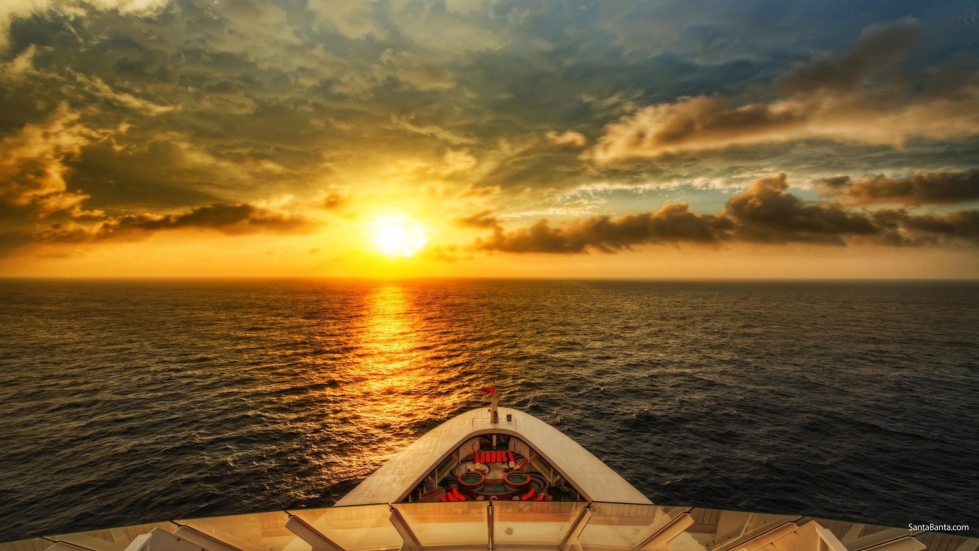 Beautiful Sunset HD Wallpaper 1920x1080