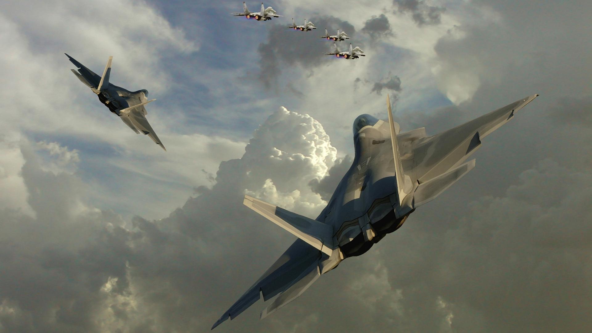 73 Fighter Jet Desktop Backgrounds On Wallpapersafari