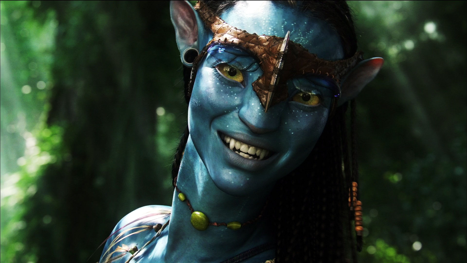 Neytiri Avatar 1080p Wallpapers HD Wallpapers 1920x1080