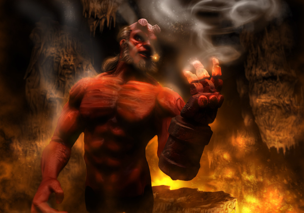 Hellboy Rise of the Blood Queen un reboot qui prend 1000x701