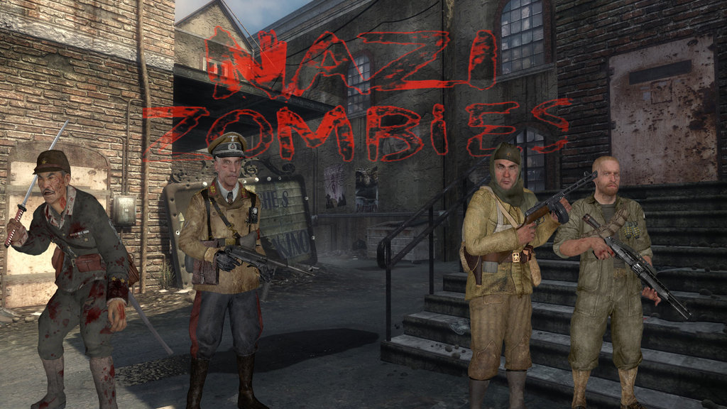Nazi Zombies Wallpaper Original nazi zombies players 1024x576