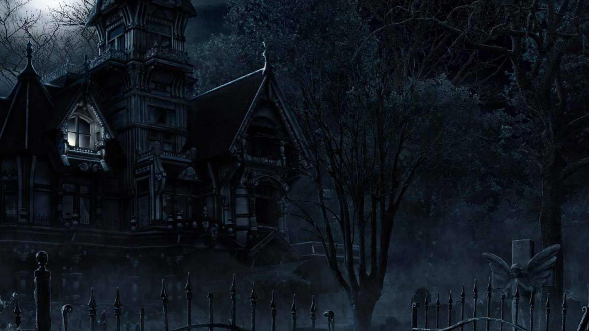 Halloween Wallpapers 82 Wallpapers Desktop Wallpapers HD 1920x1080