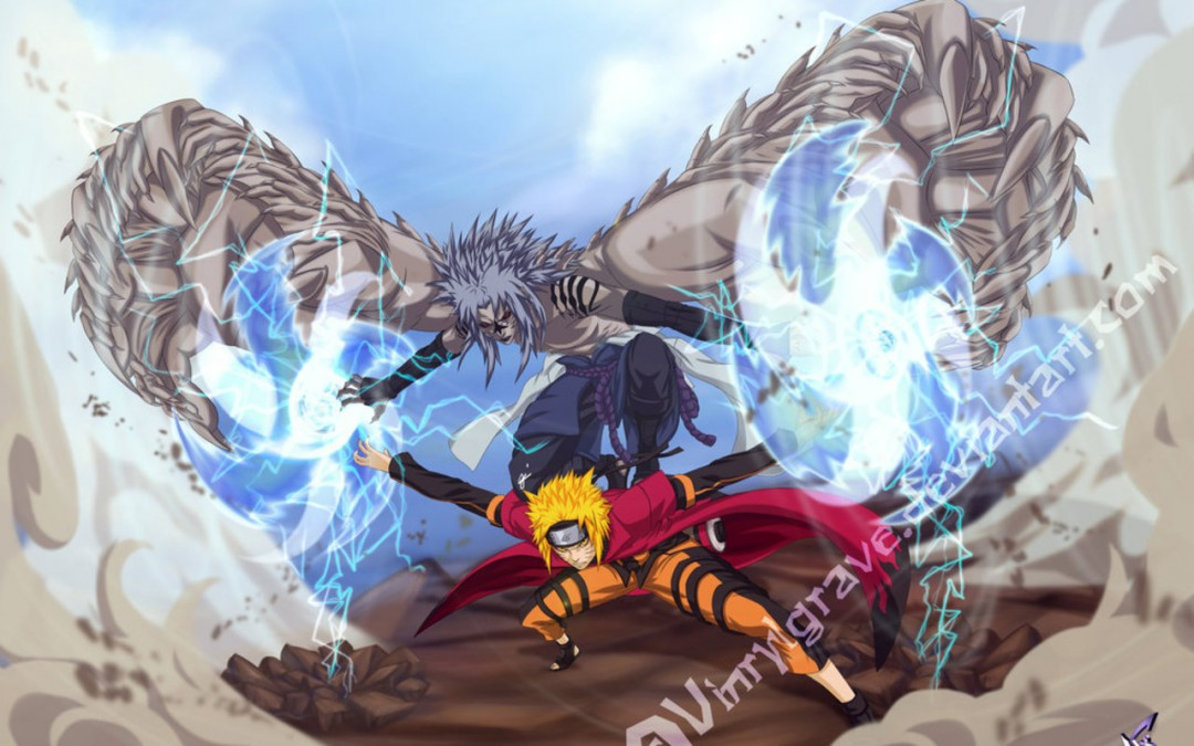 waspwednesday Naruto HD Wallpaper 1080p 1080x675