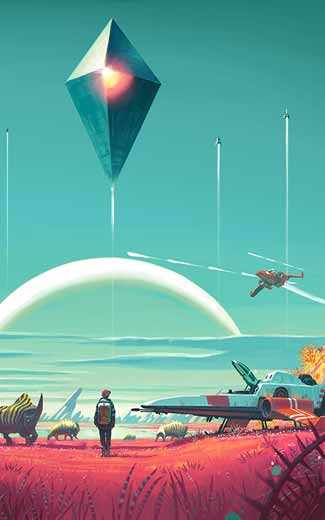 No Mans Sky mobile wallpaper or background 01 325x520