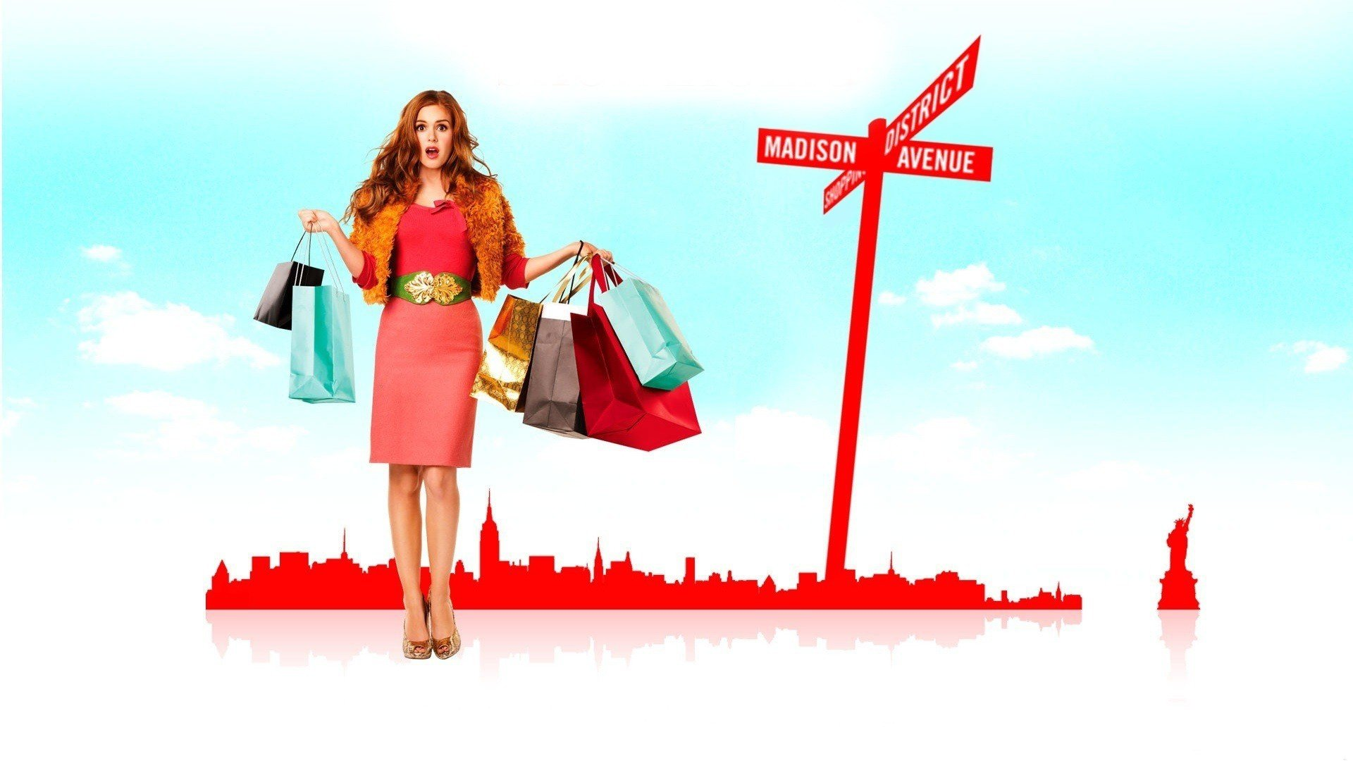 Confessions of a Shopaholic HD Wallpaper Background Image 1920x1080