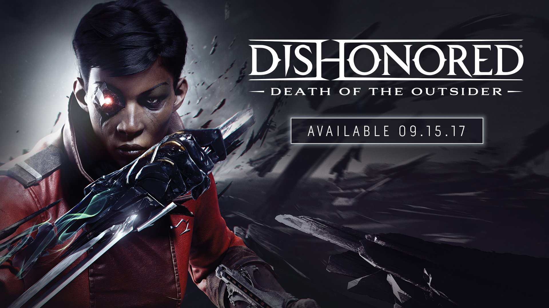 Dishonored Death of the Outsider HD Wallpaper Background Image 1920x1080