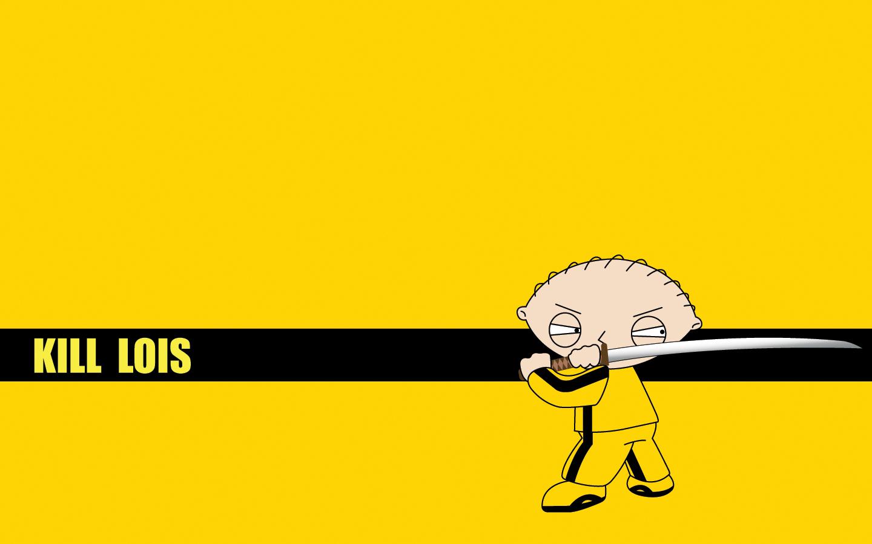 Stewie in Kill Lois   Family Guy Wallpaper 1395698 1440x900