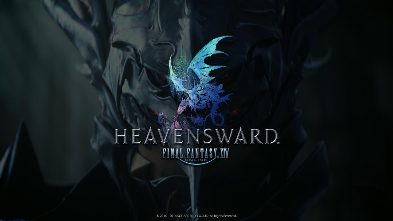 Final Fantasy XIV Dark Knight Flugmounts und EU Server Lesernews 1280x720