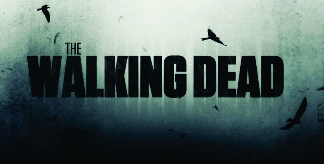 The Walking Dead Logo 2014 Fondo De Pantalla Fondos De: Walking Dead Wallpaper 2015