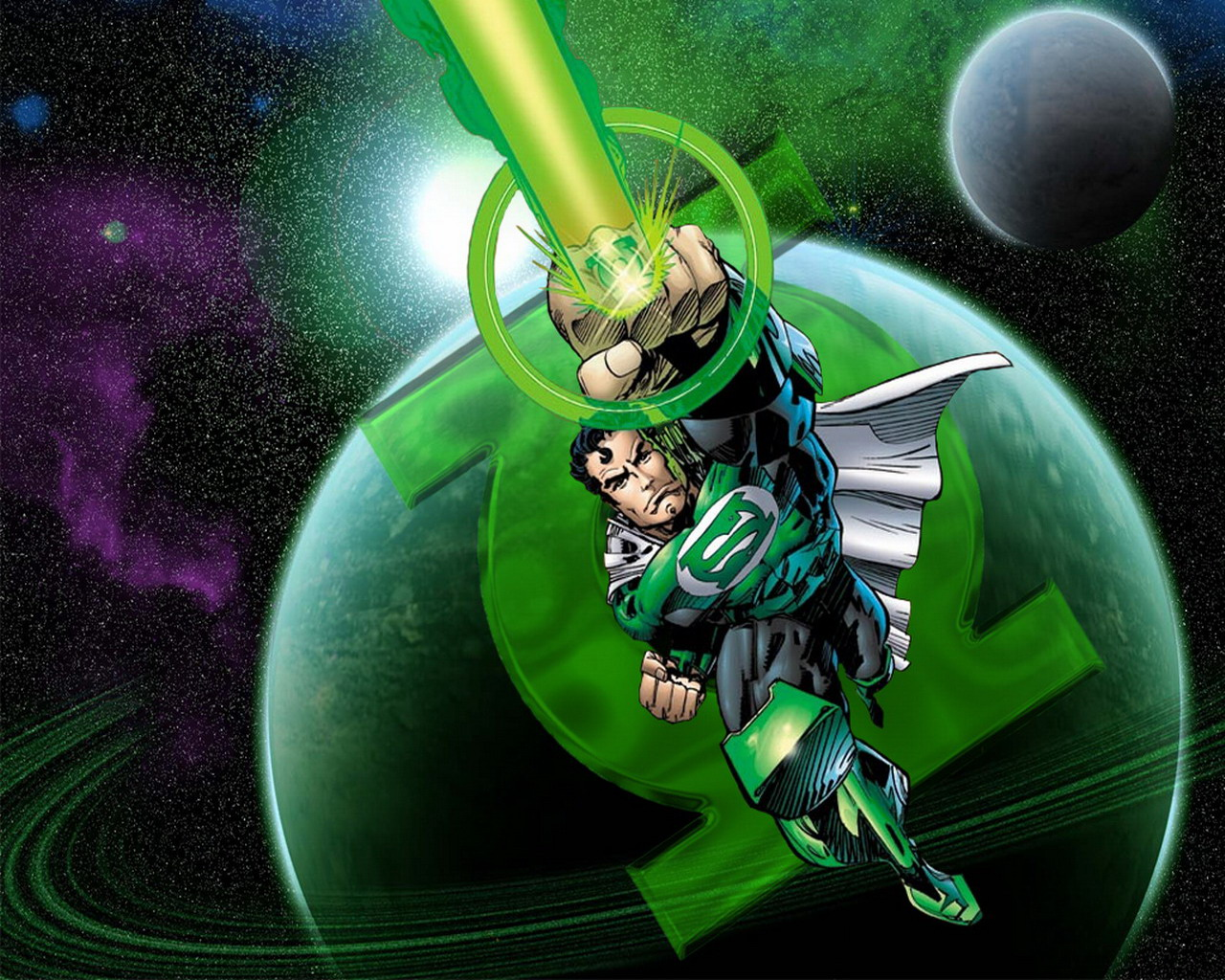 Green Lantern HD desktop wallpaper DC Comics wallpapers 1280x1024