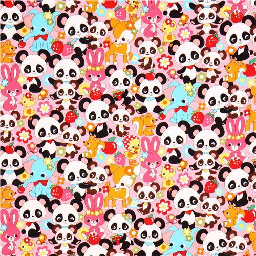 47 Pink Panda Wallpaper On Wallpapersafari