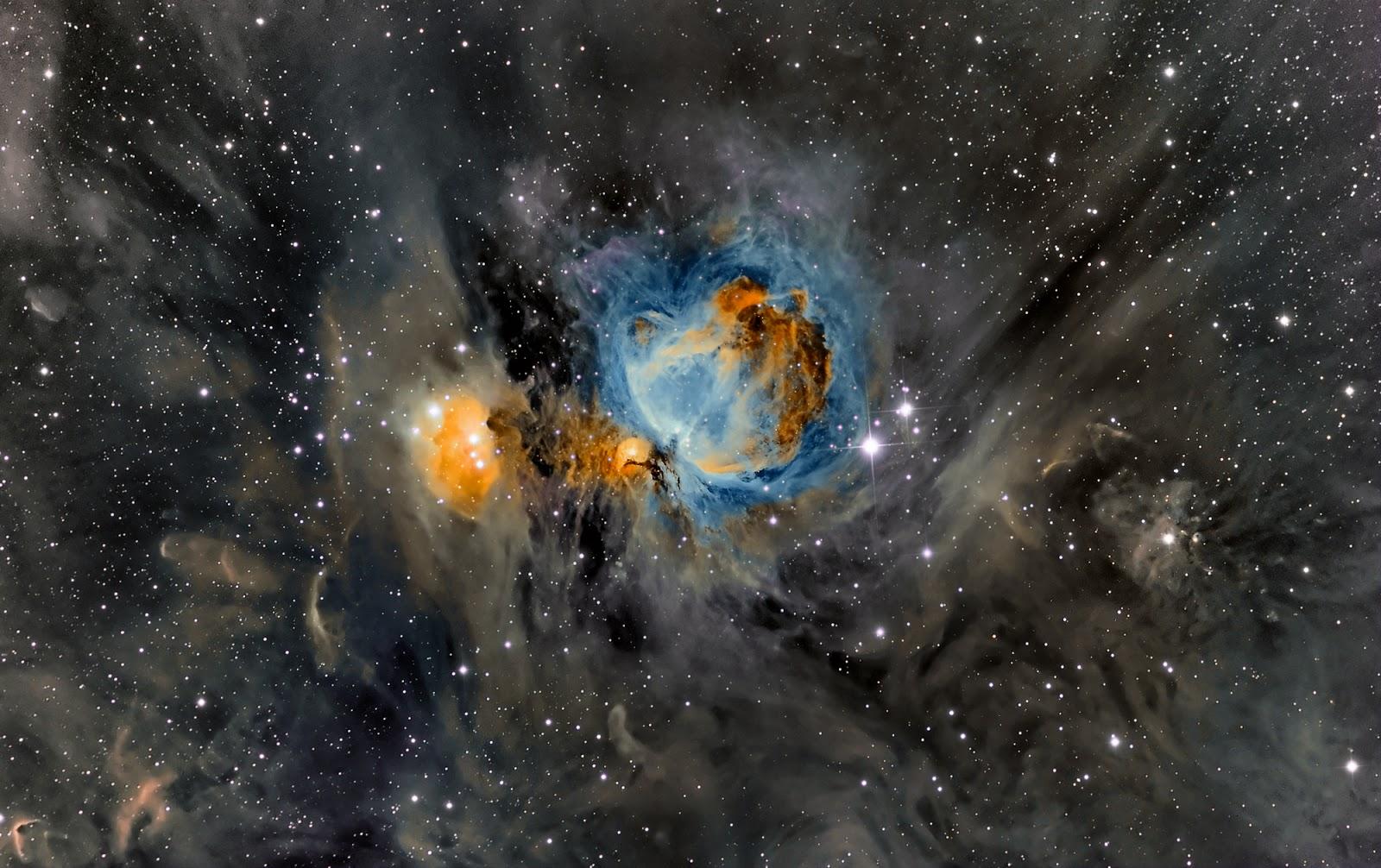 Orion Nebula   Wallpaper HD Earth Blog 1600x1006