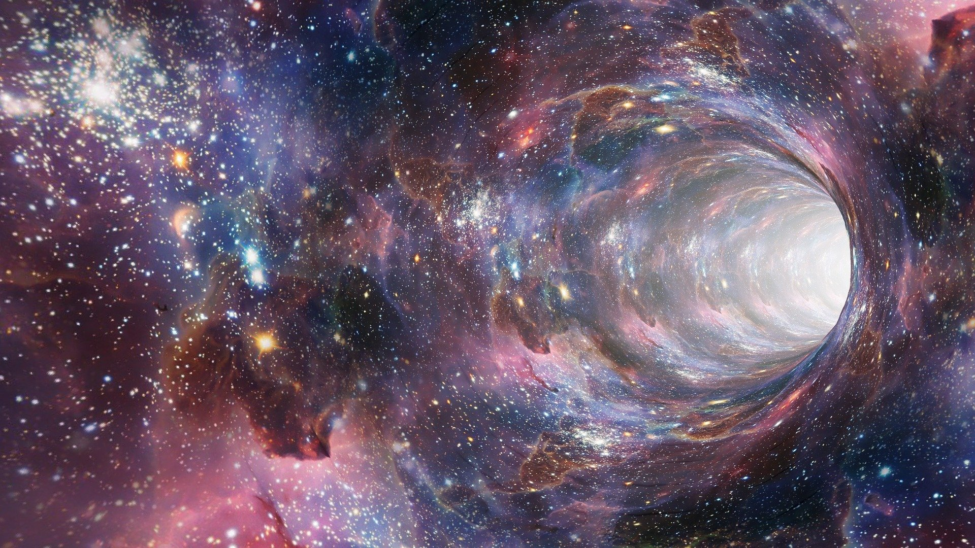 The Universe has almost no antimatter Why 1920x1080