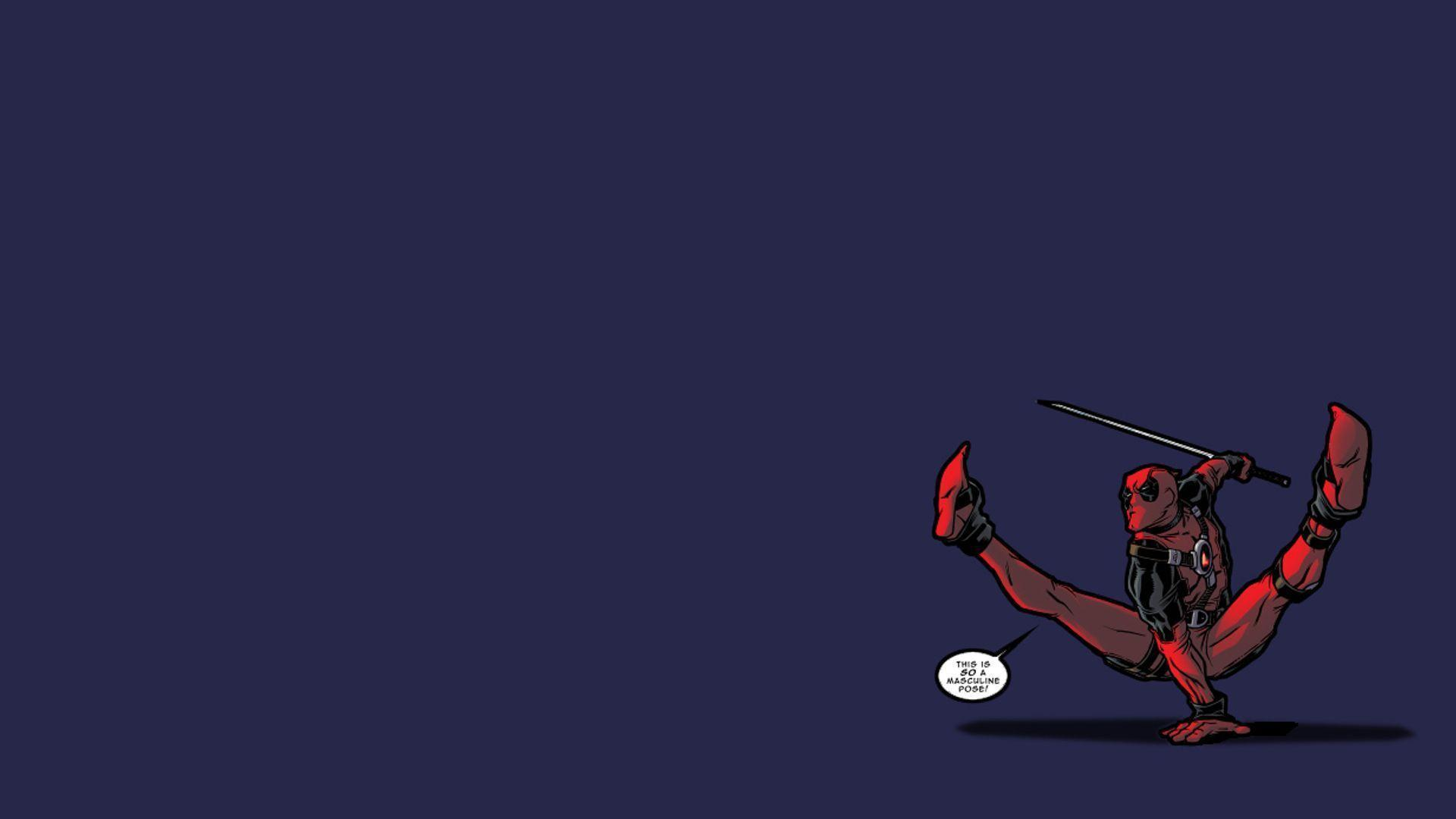 Deadpool Wallpapers 1920x1080