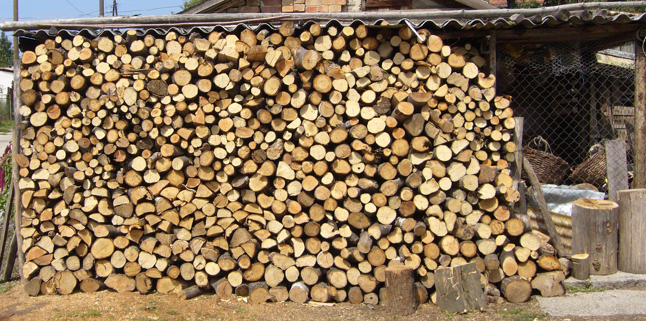 Pin Download Wood Log Wallpaper 2196x1092