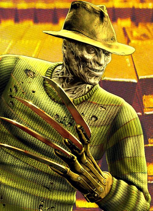 Golden Freddy by IamHavik 500x689