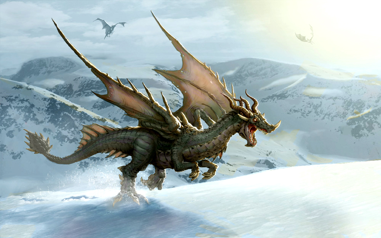 Dragons images Dragon Wallpaper wallpaper photos 13975578 1280x800