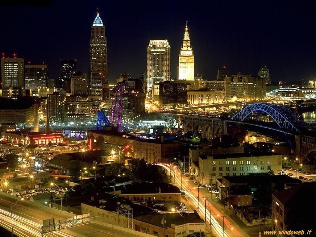 downtown cleveland ohio wallpaper - photo #5