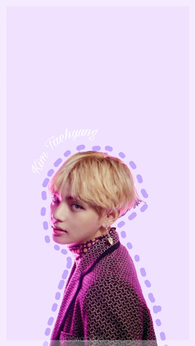 Bts Wallpapers On Twitter   Kim Taehyung Transparent Png 675x1200