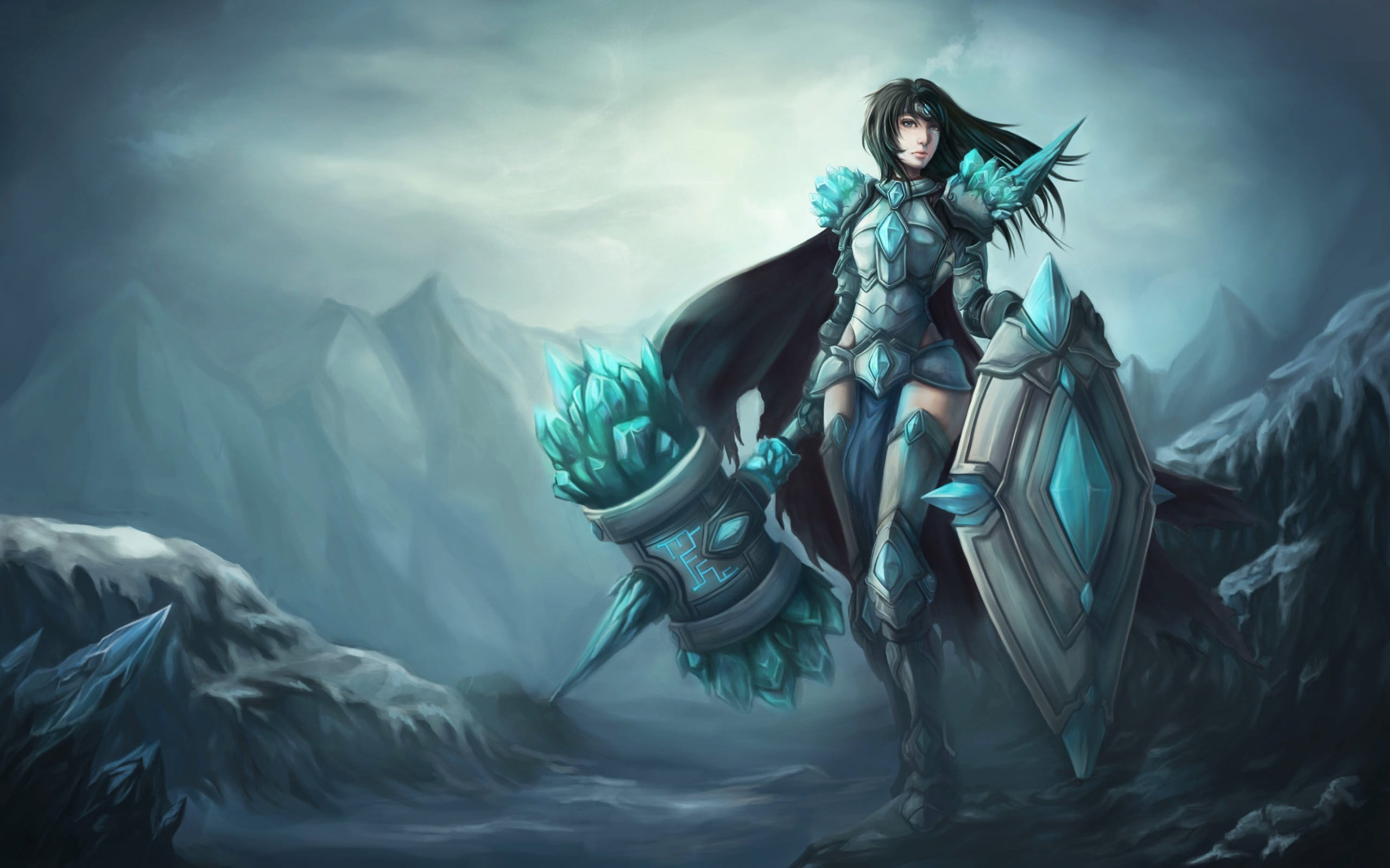 League of Legends Taric HD wallpaper Wallpaper Flare 2560x1600