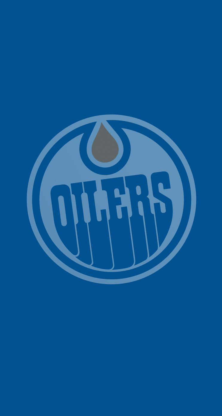 Edmonton Oilers Mobile Wallpaper   Edmonton Oilers   Multimedia 744x1392