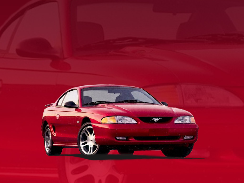 1994 1998 Mustang Desktop Wallpaper   The Mustang Source 1024x768