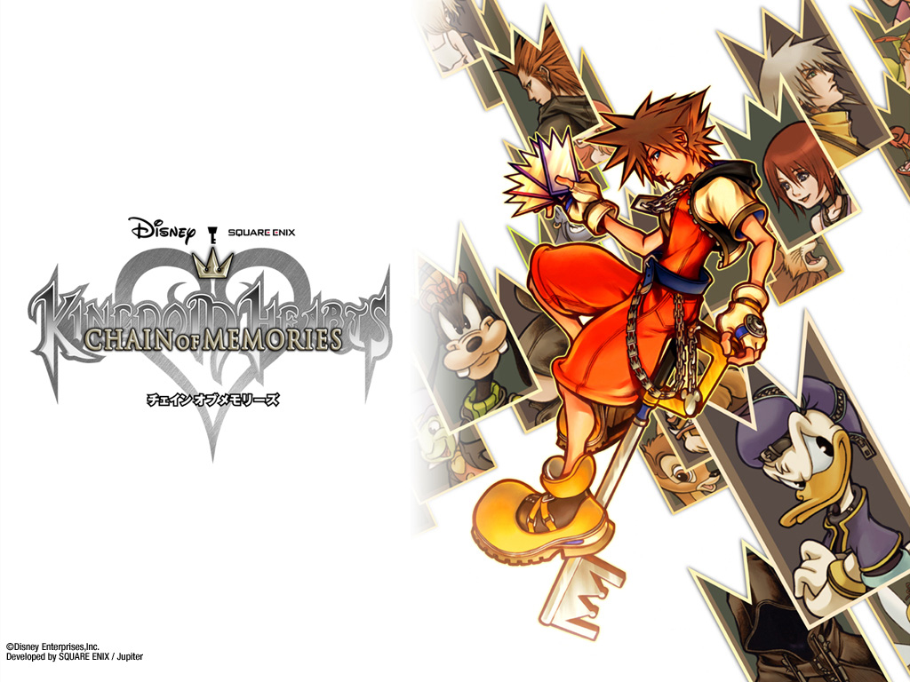 Kingdom Hearts 2 desktop wallpapers Kingdom Hearts 2 wallpapers 1024x768