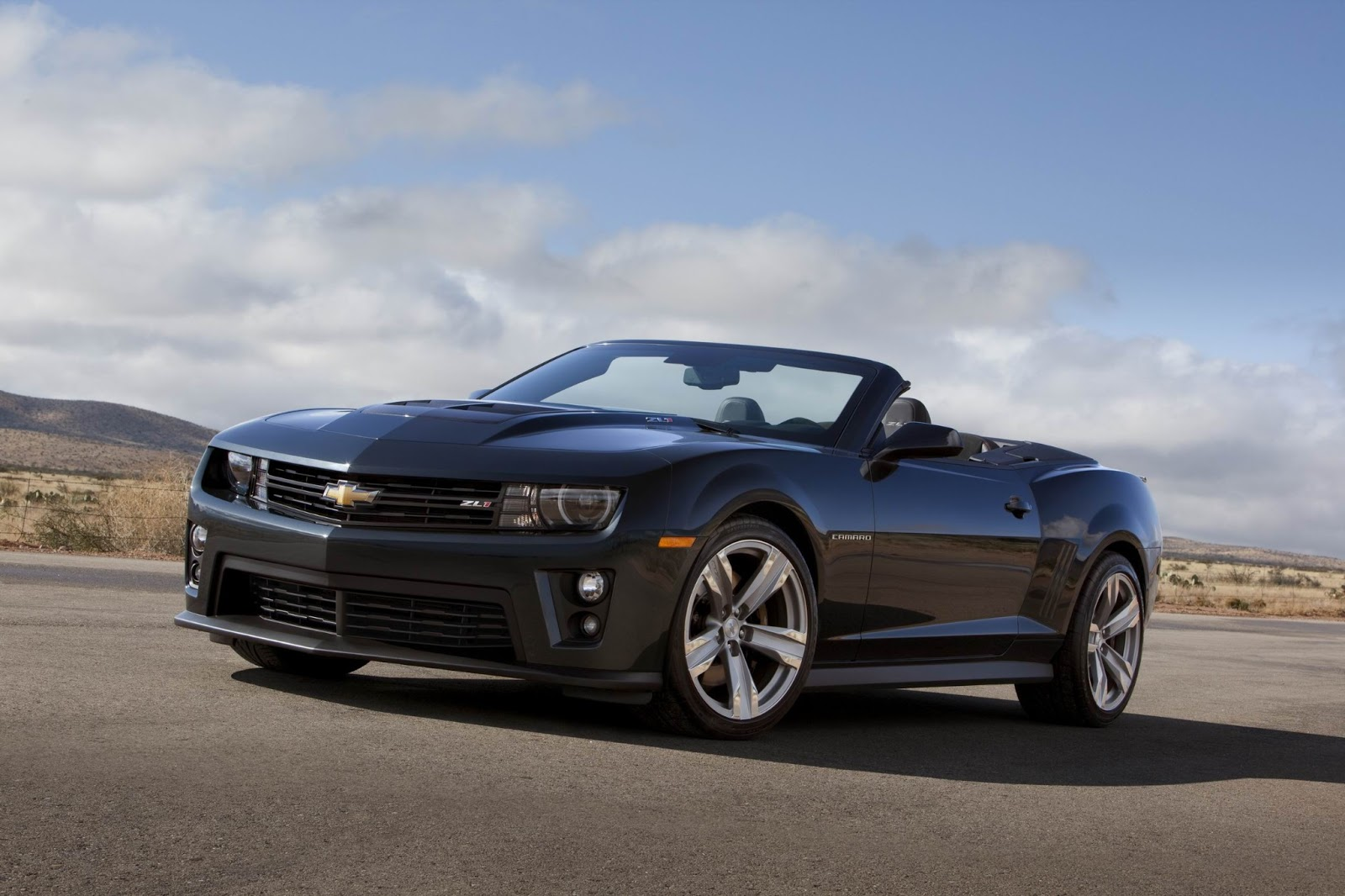 Cars HD Wallpapers Chevrolet Camaro ZL1 2013 best HD picture 1600x1066