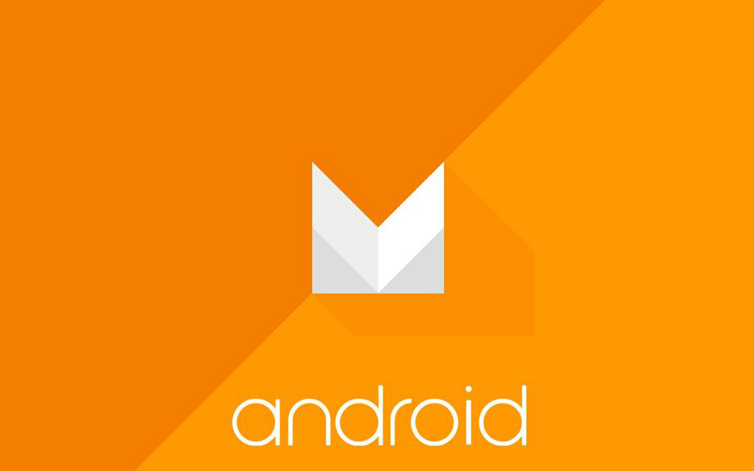Android Marshmallow Logo HD Wallpapers 2560x1600