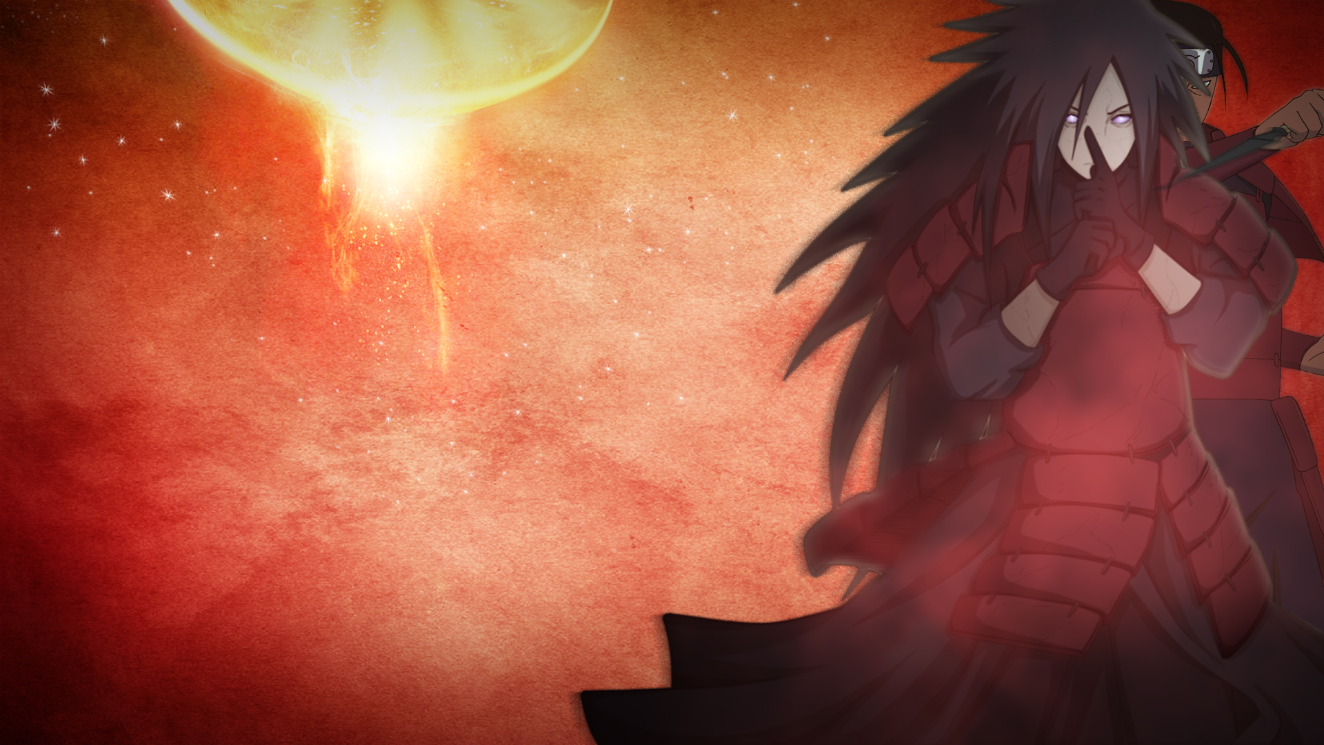 wallpaper madara uchiha by xtremsk customization wallpaper hdtv 1920x1080