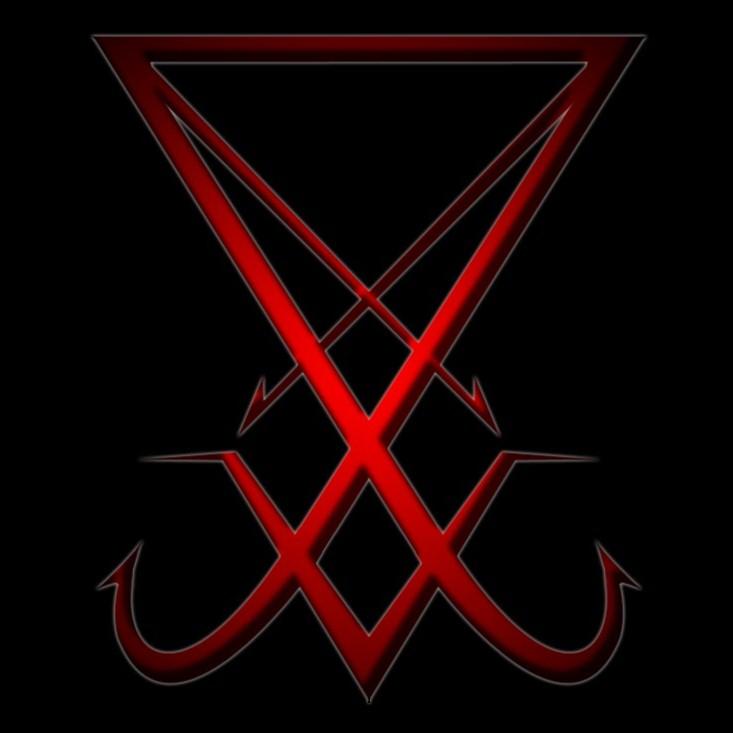 48] Sigil of Lucifer Wallpaper on WallpaperSafari 733x733