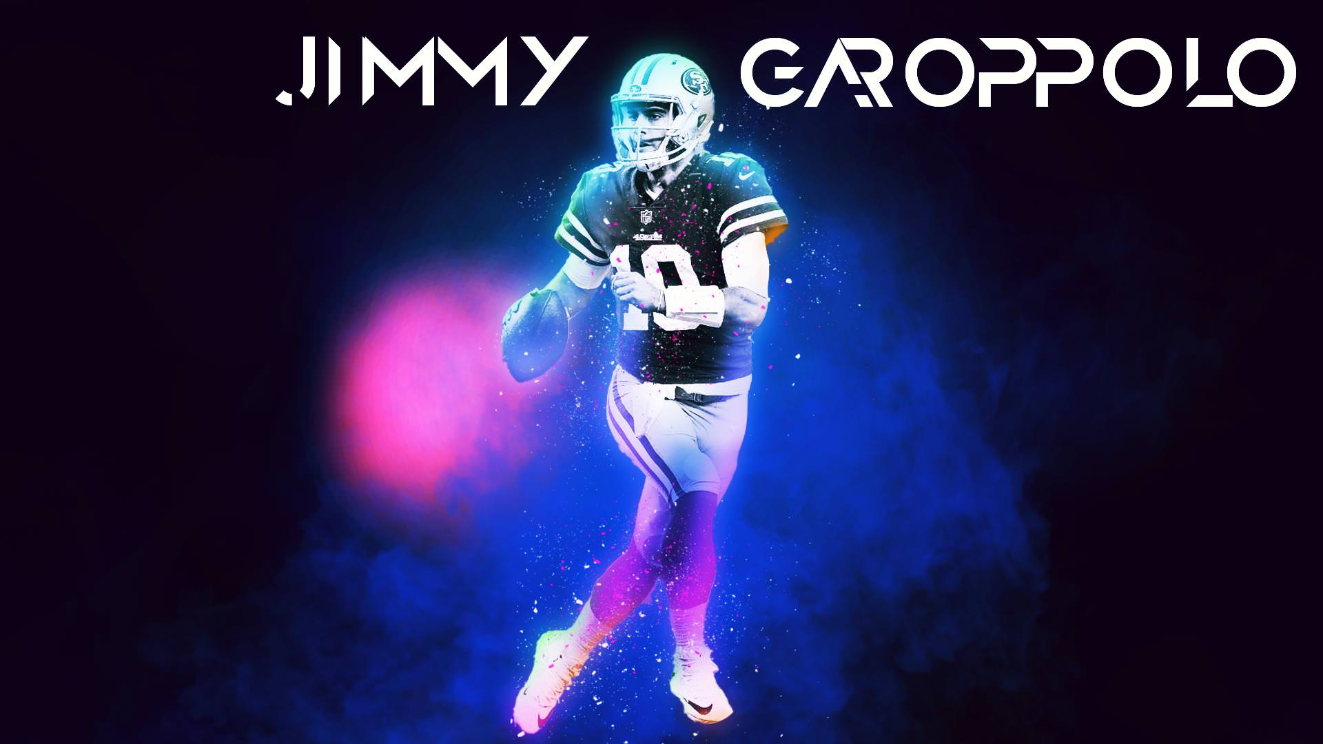 JJ Watt Jimmy Garoppolo Dez Bryant Wallpaper   Graphics 1920x1080
