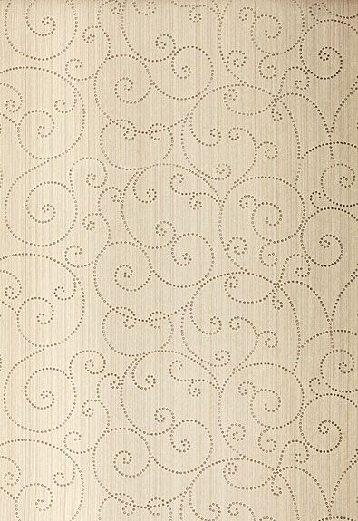 Beaded Scroll Schumacher Wallcovering For the Home Pinterest 395x575