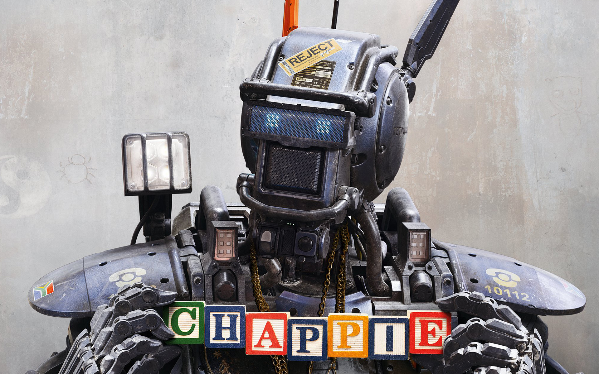 Chappie Wallpapers Pictures Images 1920x1200